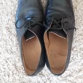 туфли мужские 40 р-р кожа