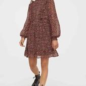 H&M шикарное платье