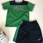 Фирменный спортивный костюм Nike 12-18 месяцев, бу без нюансов