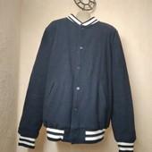Куртка-бомбер размер М-Л