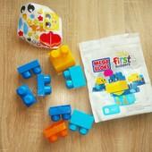 Перший конструктор для малюків!!!Mega bloks
