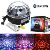 Светодиодный диско-шар Magic Ball Bluetooth Music