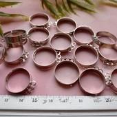 Основи для створення перстеників, 10шт. Є інші лоти, запрошую:)