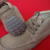 Ботинки Geox оригинал нубук 45 размер 29.5 см