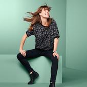 ☘ Красива стильна блуза від Tchibo (Німеччина), р .: 42-46 (36/38 євро)