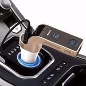 Модулятор автомобильный Car G7 FM Modulator