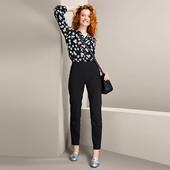 ☘ Чудові еластичні штани Tchibo (Німеччина), розміри наші: 42-44 (36/38 євро)