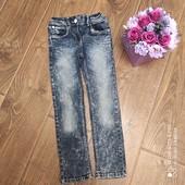 Якісні стильні джинси на зріст 116см фірми Palomino