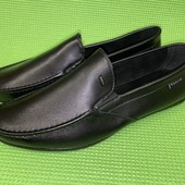 Мужские мокасины туфли . Размер 45 . Турция