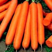 Морковь Тип топ и Нантская. В лоте 2 упаковки.