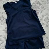 """Бомбезна красивенна коттонова піжамка від """"Esmara"""". Чудовий стан. Розмір 12-14"""