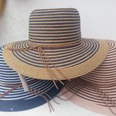 стильная женская шляпка в трех цветах.одна на выбор.