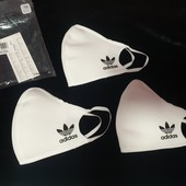 Маски Adidas Oригінал Small рри. .3 шт