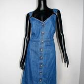 Качество! Стильное натуральное платье от бренда Denim, в новом состоянии