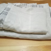 Супер качество 100% хлопок полуторный двусторонний комплект постельное белье Meradiso Германия