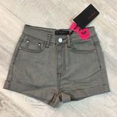 ☘ Лот 1 шт ☘ Джинсові шорти для жінок від Yes Miss (Німеччина), розмір xs
