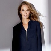 Элегантная , женская блузка от esmara германия р. м, 40 евро