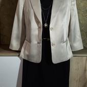 Собираем лоты!!! Шикарный комплект платье +пиджак, размер L-xl
