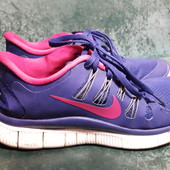 Кроссовки Nike free run 5.0 38-39размер