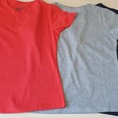 Набор футболок, в лоті 3шт,розмір 134_140, бренд pepperts , Довжина 53 см Пог 37