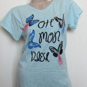 Летняя футболка S-M