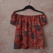Красивая блуза , с открытыми плечами ! УП скидка 10%