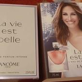 La vie est belle by lancome! Очень вкусный аромат