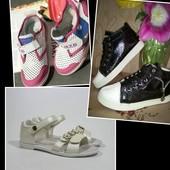 ✅✅✅3 пары обуви весна- лето 22.5 см по стельке!!! Новая или в отличнейшем состоянии! Супер лот!!!!