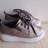 Туфли стелька 21,5 см