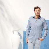 Классическая мужская рубашка германия Livergy ХЛ