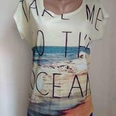 футболка летняя