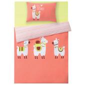 Комплект 2ед. детского постельного белья из 100% хлопка Lupilu Германия нюанс