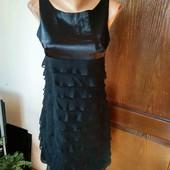 сукня з рюшами !!