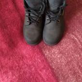 Германские кожаные ботинки 29 размер.