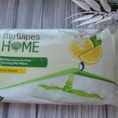 Серветки для ламінату та паркету Mr.Wipes Farmasi
