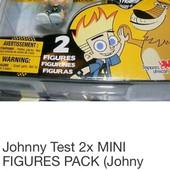 Очень дорогой набор коллекционных фигурок 2шт. Джони Тест!!! Оригинал!!!