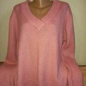 Женский пуловер. Размер 50