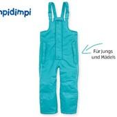 Impidimpi Германия Надежные теплые лыжные штаны 74/80р евро