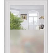 Декоративная пленка матовая на окно (стекло) Melinera