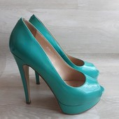 Кожаные туфли miraton