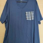 Livergy большой размер мужская футболка 4XL 68-70