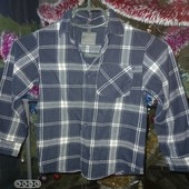 Primark. Рубашка для мальчика, на 5-6лет, на рост 116