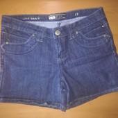 Женские джинсовые шорты.Размер 48