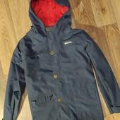 Куртка не промокаемая 11-12 лет