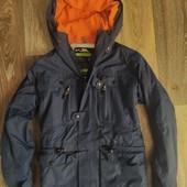 Фирменная термокуртка Trespass на 9-10 лет. Англия. Оригиналл