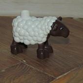Фигурка овцы лего дупло оригинал