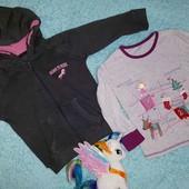 Весенний фирменный  супер комплект на девочку 3-4 годика