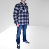 Бомба!Тёплая мужская куртка-рубашка с карманами врезными,на весну!Longhorn Канада, Рекомендуем!