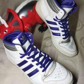 22.5 Adidas. оригинал. Кросовки кожа