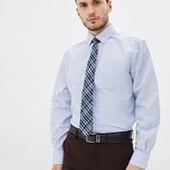 ❤️Marks&Spencer Камбоджи❤️фирменная рубашка не требует глажки 100% коттон ворот 46
